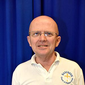 Mr G. Youds Site Supervisor at Baxenden St John's