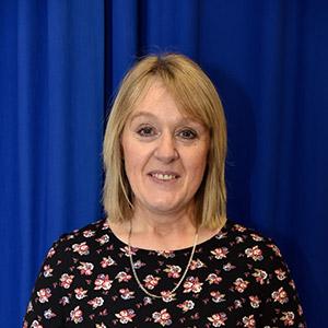 Mrs G. Allen  Teaching Assistant at Baxenden St John's