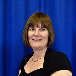 Mrs J. Green Head Teacher at Baxenden St John's
