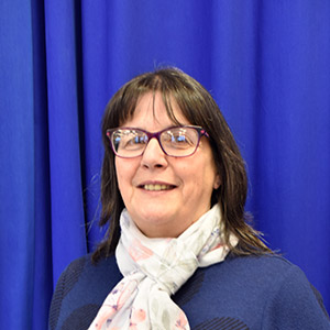 Mrs J. Parkinson  Teaching Assistant at Baxenden St John's
