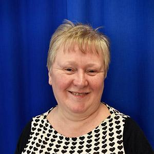 Mrs S. Webster Teaching Assistant at Baxenden St John's
