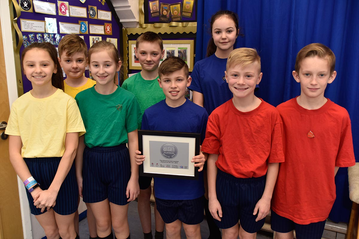St Johns Catholic Comprehensive School PE T-Shirts