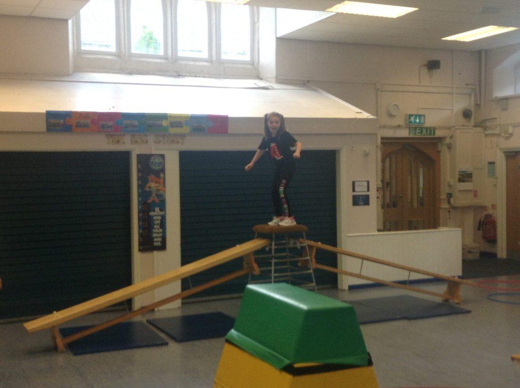 Baxenden St John's Ninja Warrior Year 3 ! - Year 3
